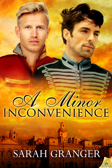 On Tour: A Minor Inconvenience by Sarah Granger