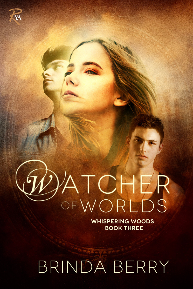Book Blitz: Watcher of Worlds by Brinda Berry