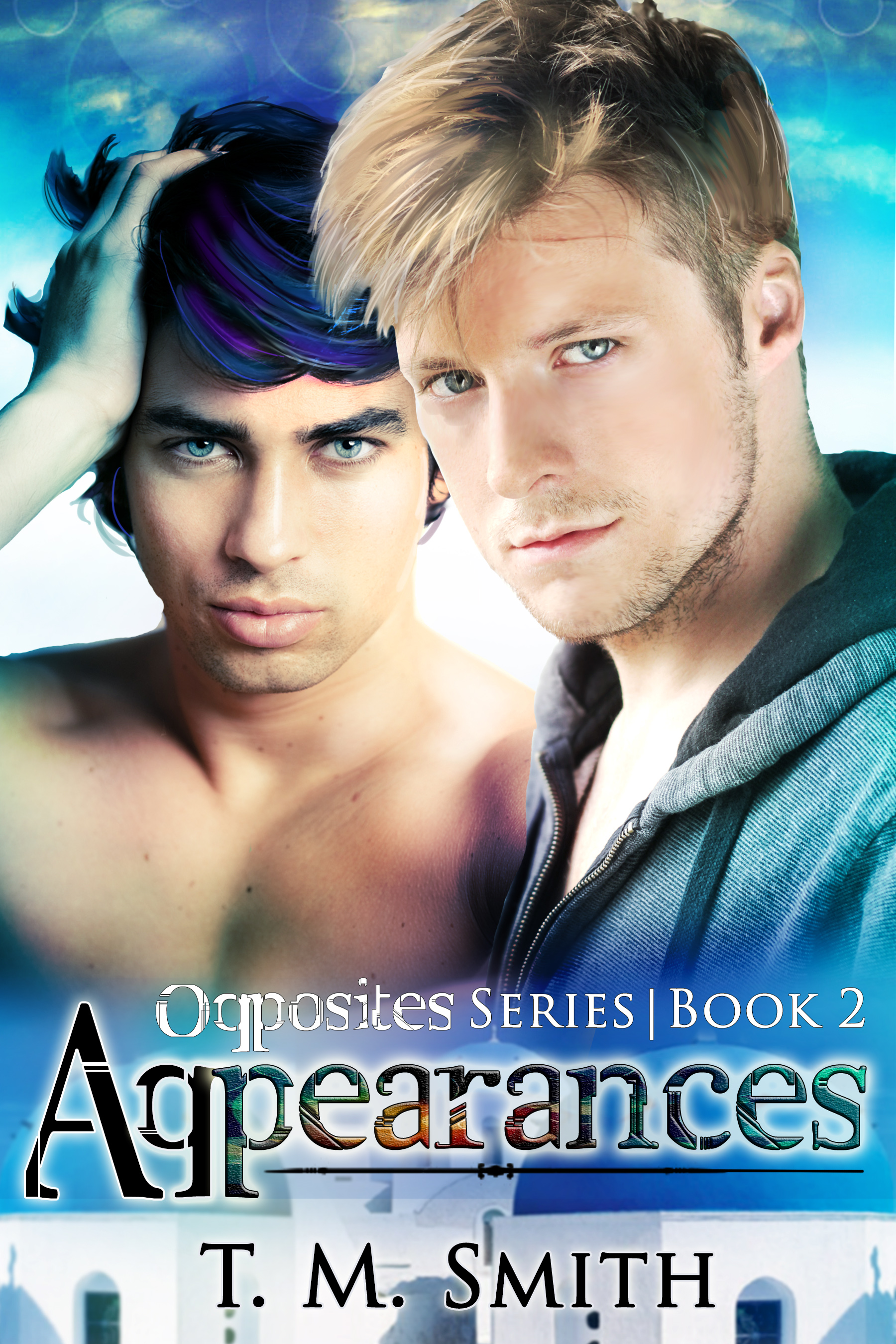 Cover Reveal: Appearances by T.M. Smith